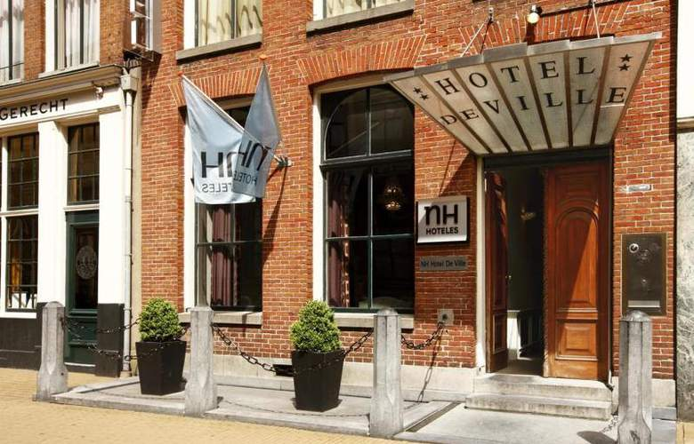NH Groningen Hotel de Ville - Hotel - 0
