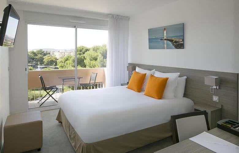 Best Western Paris Italie - Room - 18