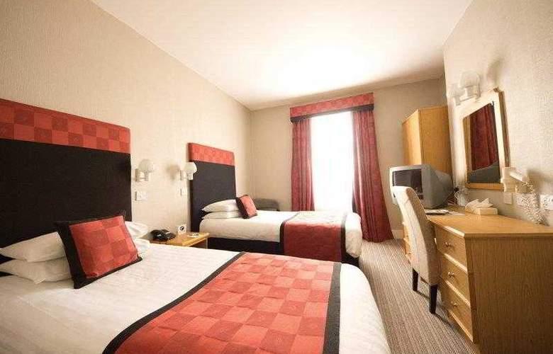 Best Western York House - Hotel - 39