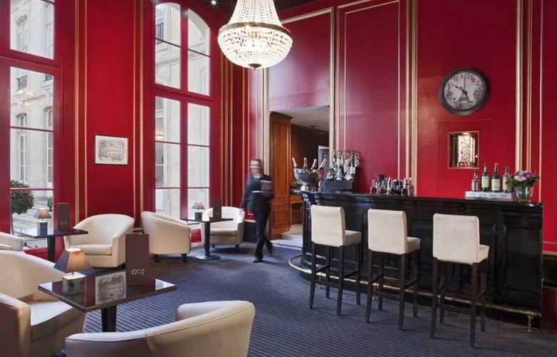 Saint James & Albany Hotel - SPA - Bar - 9