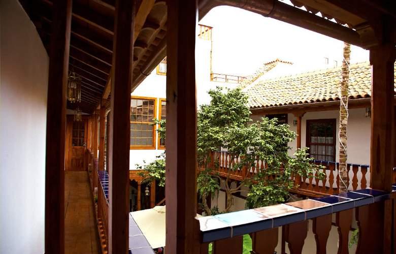 Emblematico San Agustin Hotel - Hotel - 4