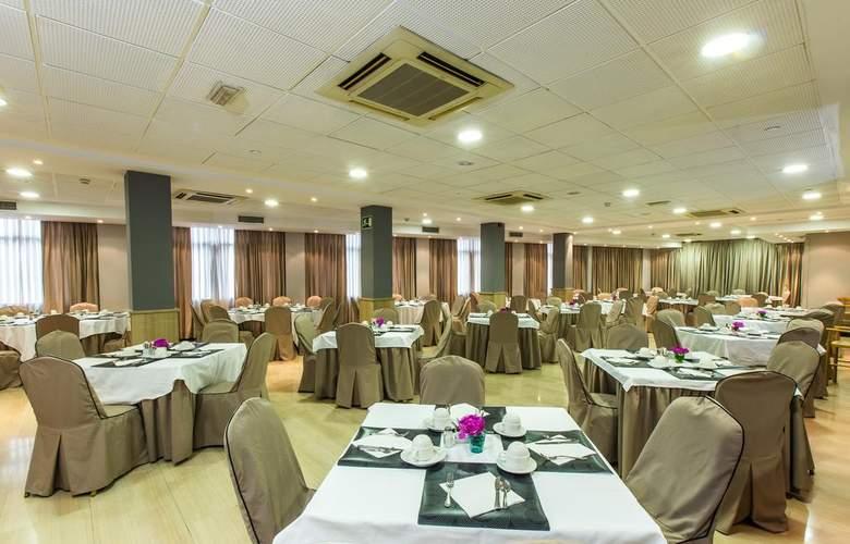 Leonardo Hotel Granada - Restaurant - 5