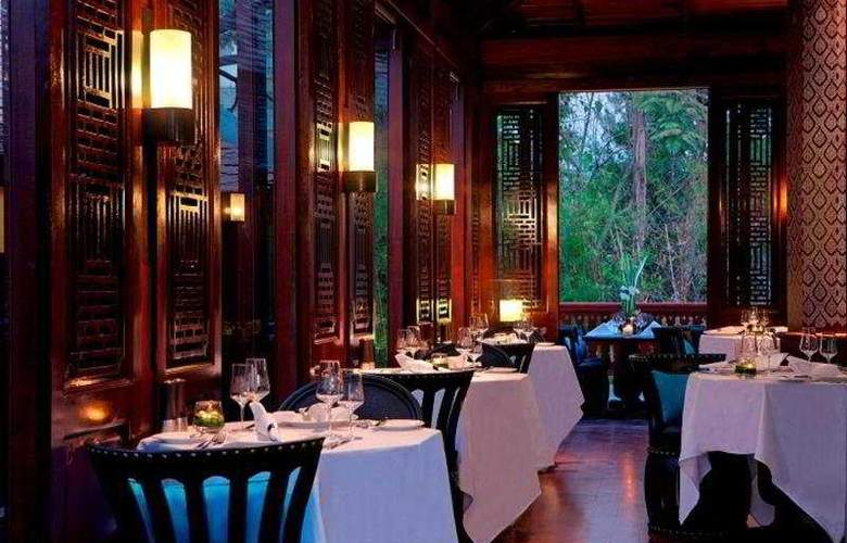 137 Pillars House Chiangmai - Restaurant - 8
