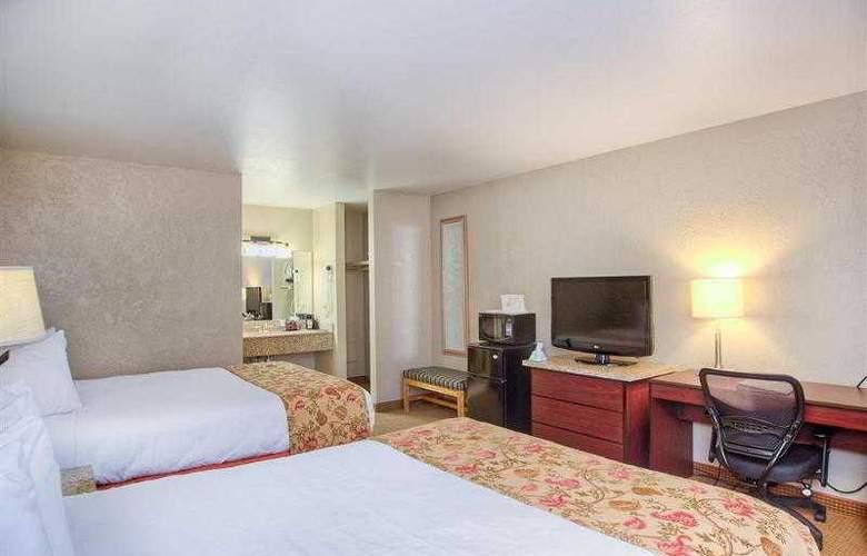 Best Western Foothills Inn - Hotel - 38