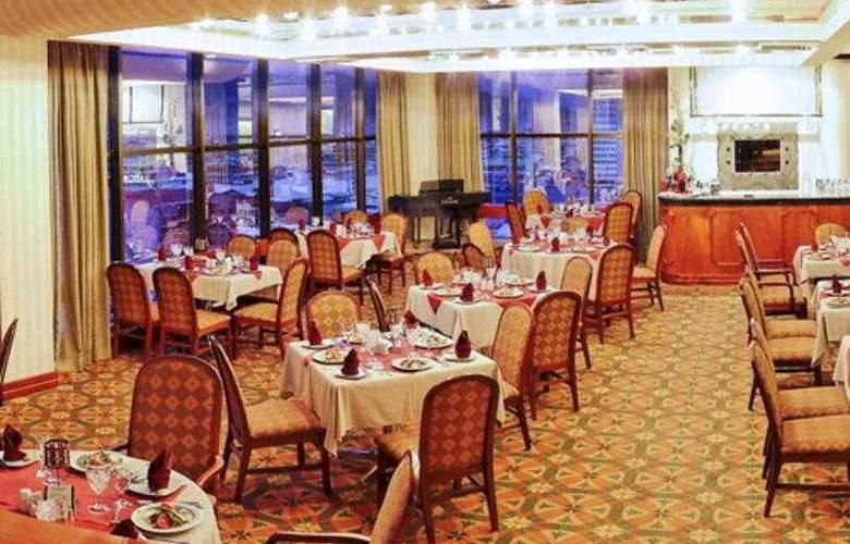 Holiday Inn San José Aurola - Restaurant - 10