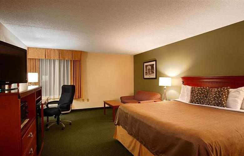 Best Western Cedar Bluff - Room - 54