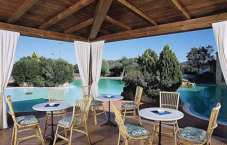 Colonna Du Golf Hotel - Terrace - 11