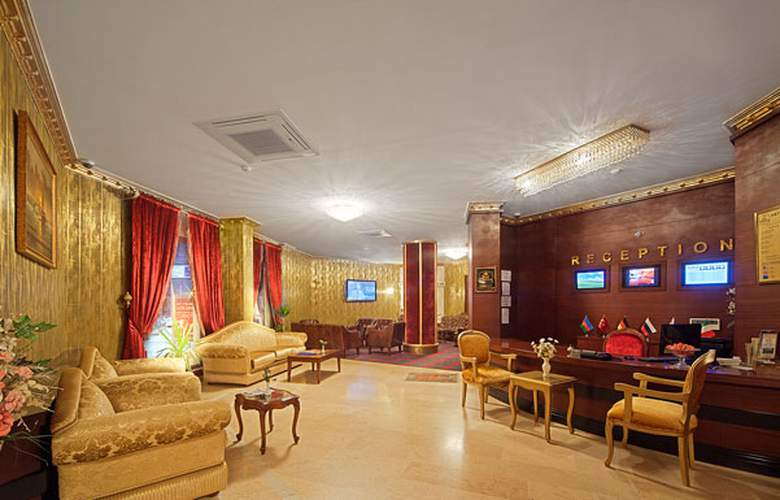 Best Western Antea Palace Hotel & Spa - General - 22