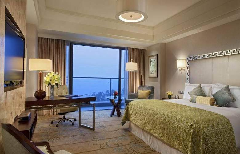 Fairmont Yangcheng Lake hotel and Resort - Room - 3