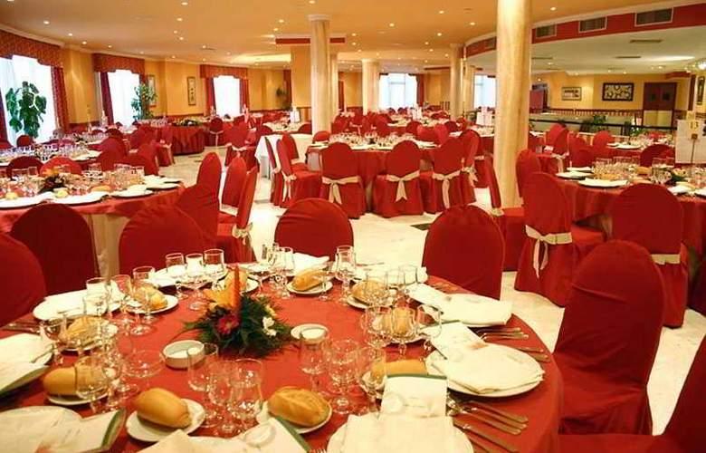 Caceres Golf - Restaurant - 4