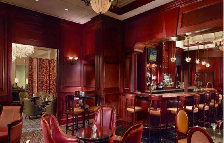 Omni Shoreham - Bar - 16
