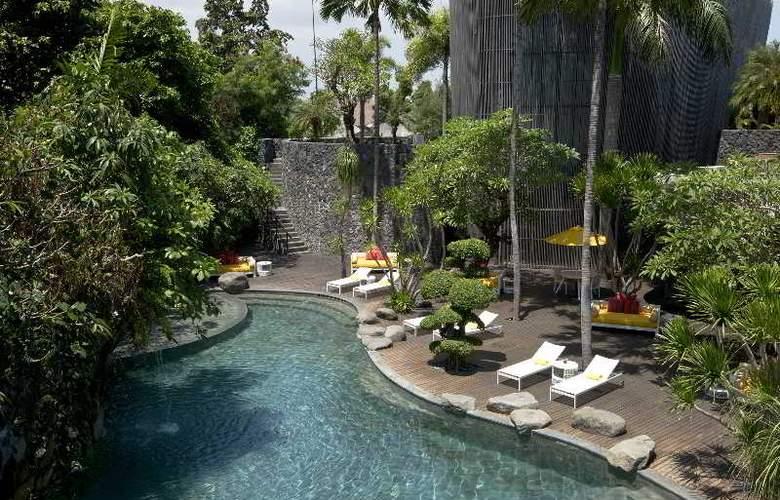 Sentosa Private Villa and Spa - Pool - 9
