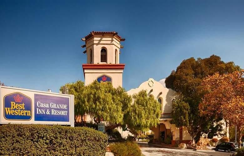 Best Western Casa Grande Inn - Hotel - 3