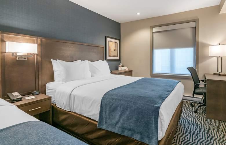 Quality Inn Centre-Ville - Room - 2