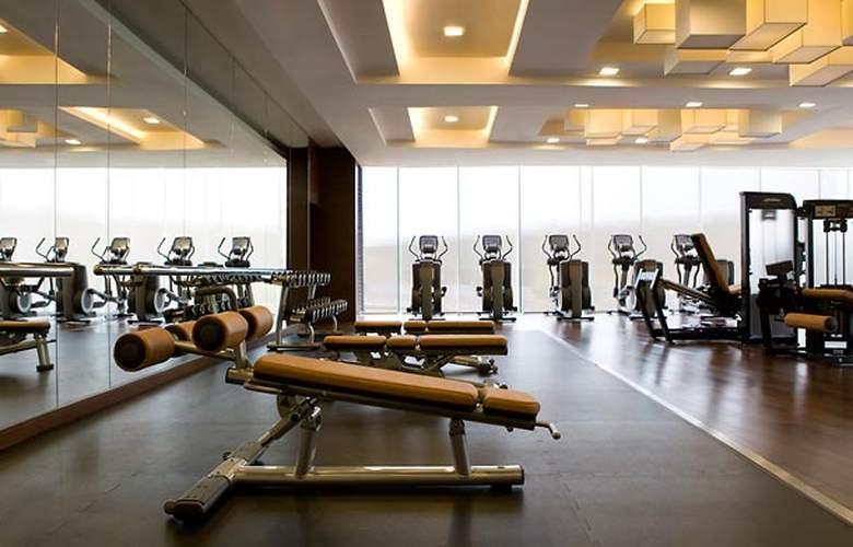 Hong Kong SkyCity Marriott Hotel - Sport - 6