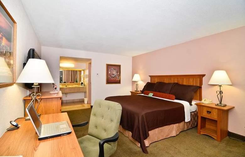 Best Western Saddleback Inn & Conference Center - Room - 93