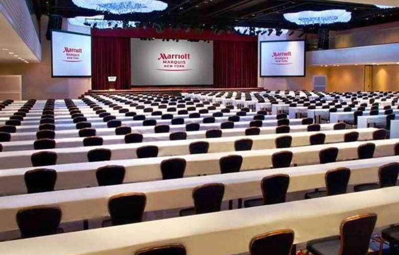 Marriott Marquis Times Square - Conference - 23