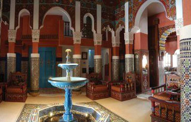Moroccan House - General - 2