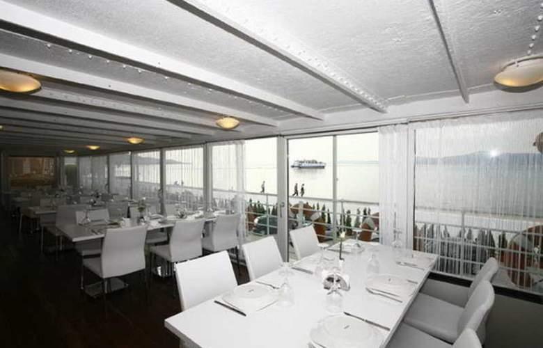 Otantik Gemi Otel - Restaurant - 6