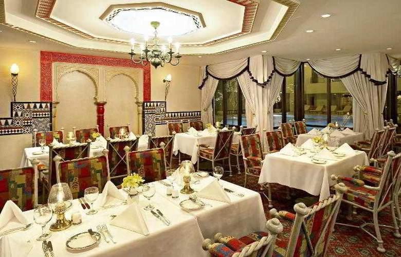 Sheraton Kuwait Hotel & Towers - Restaurant - 25