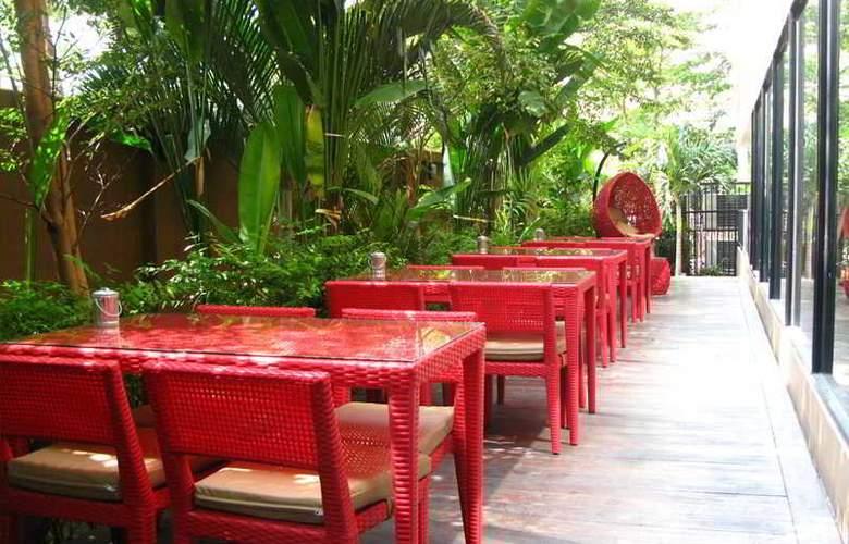 The Cottage Suvarnabhumi - Restaurant - 14