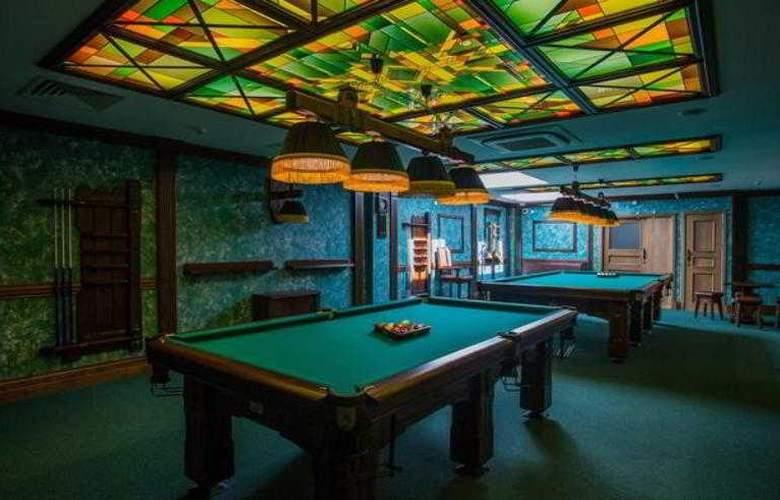 Monastyrski Hotel - Sport - 4