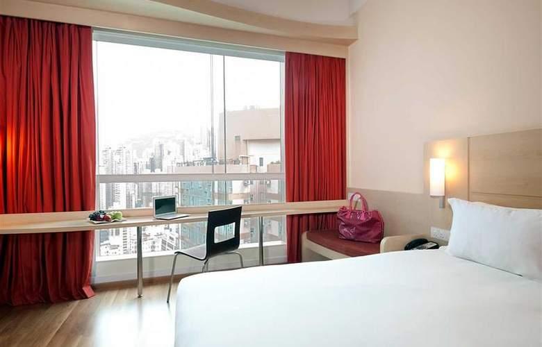 ibis Hong Kong Central and Sheung Wan - Room - 23