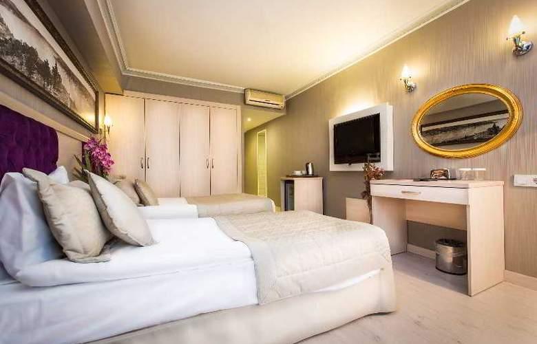 Osmanbey Fatih Hotel - Room - 13