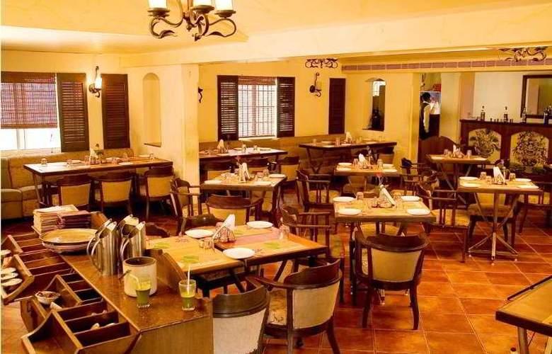 Nandhana Grand - Restaurant - 3