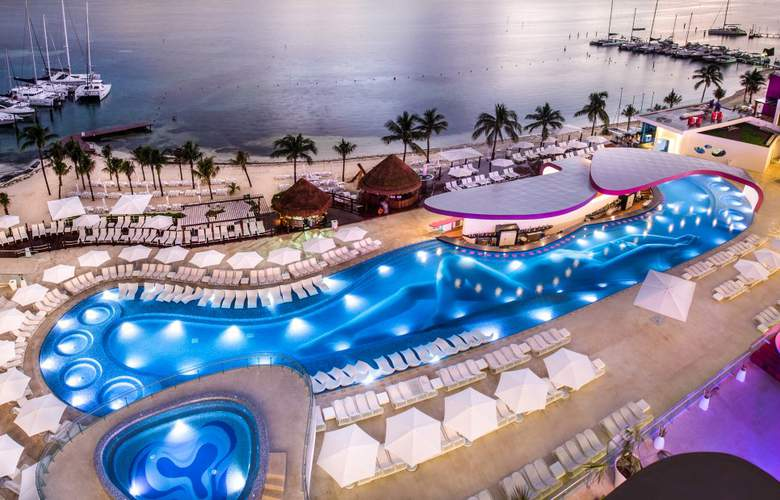 Temptation Cancun Resort & Spa All Inclusive - Pool - 2
