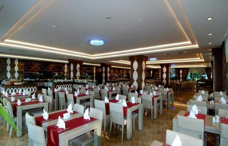 Maya World Hotel Belek - Restaurant - 76
