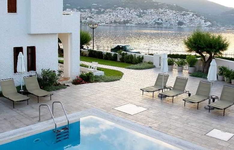 Skopelos Village Hotel Apartments - Pool - 6