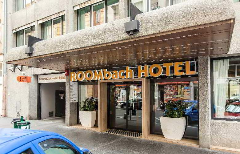 Roombach Hotel Budapest Center - Hotel - 4