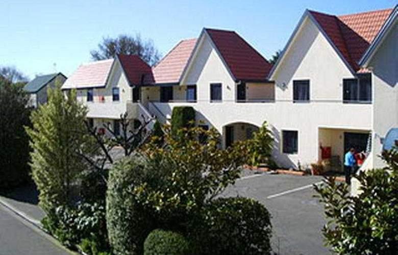 Bella Vista Motel Christchurch - Hotel - 0