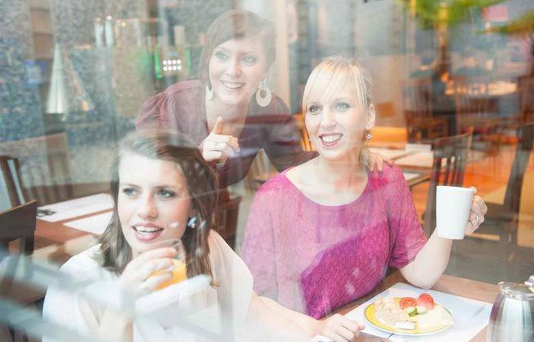 Novotel Ieper Centrum - Restaurant - 67