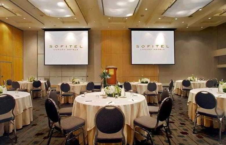 Sofitel Montreal Golden Mile - Conference - 5