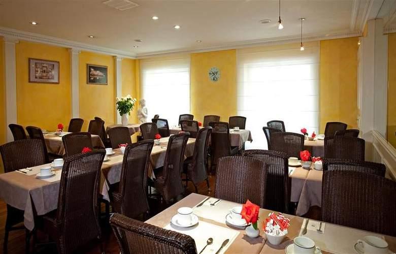 Best Western Hotel Crystal - Restaurant - 31