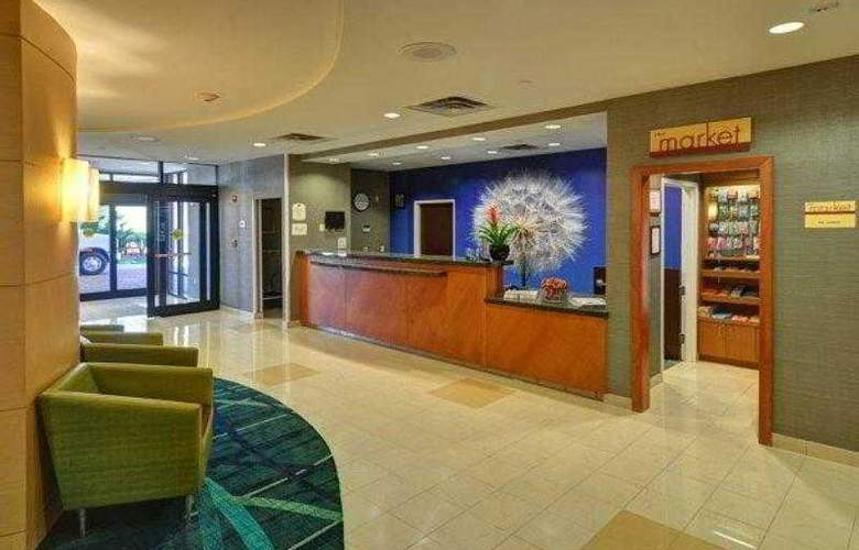 SpringHill Suites Dallas DFW Airport East - Hotel - 17