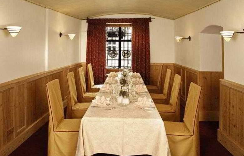 Best Western Hotel Goldener Adler - Hotel - 29