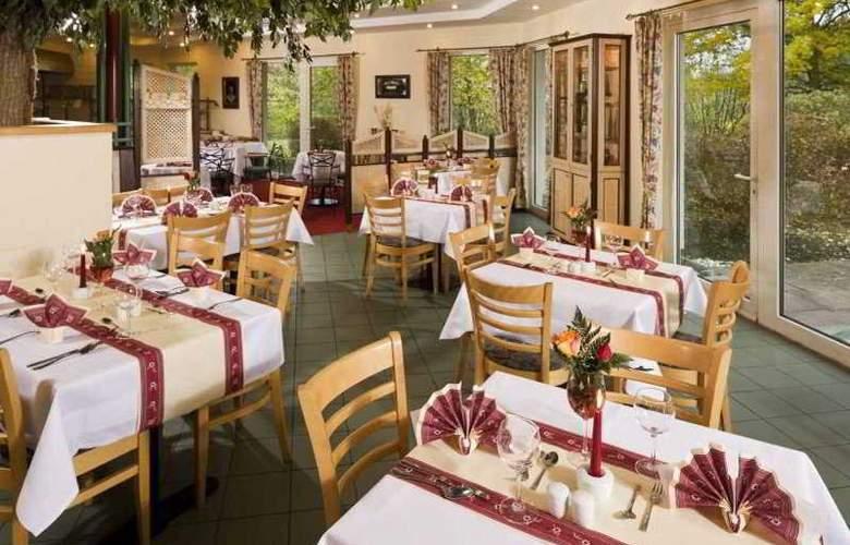 Quality Hotel Hof - Restaurant - 1