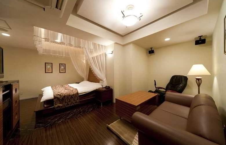 Hotel Grand Fine Toyonaka Minami - Room - 16