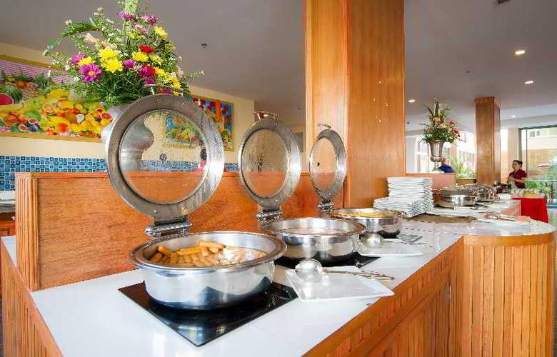 Bauman Residence - Restaurant - 39