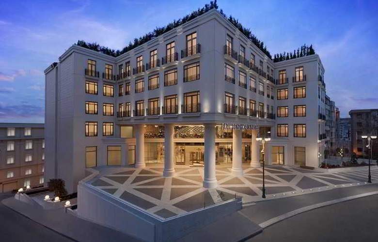 CVK Park Bosphorus Istanbul - Hotel - 4