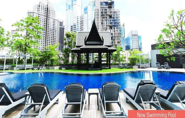 Plaza Athenee Bangkok, A Royal Meridien - Pool - 31