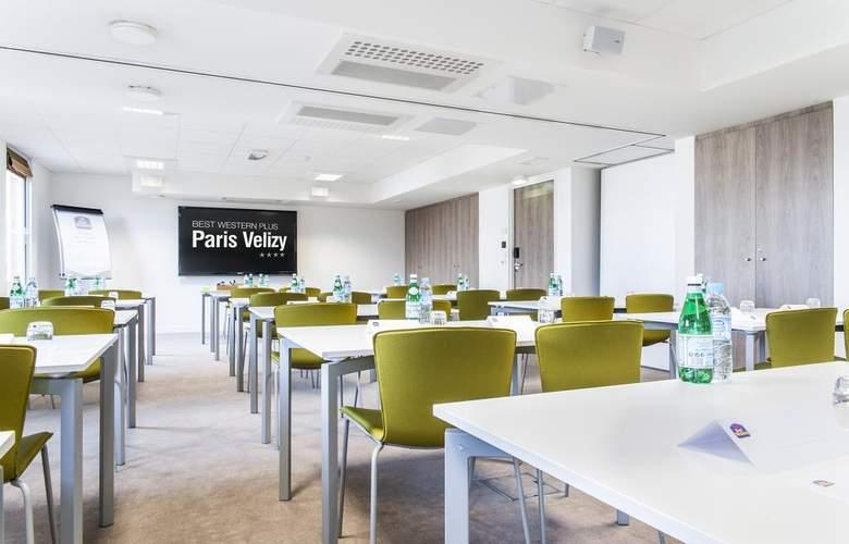 Best Western Plus Paris Velizy - Conference - 4
