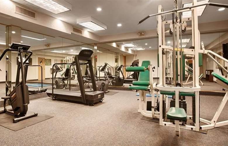Best Western Pentagon Hotel - Reagan Airport - Sport - 60