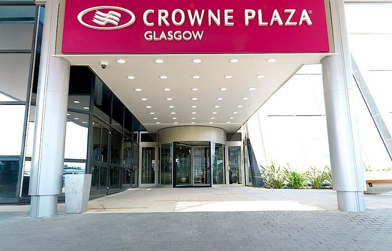 Crowne Plaza Glasgow - Hotel - 9