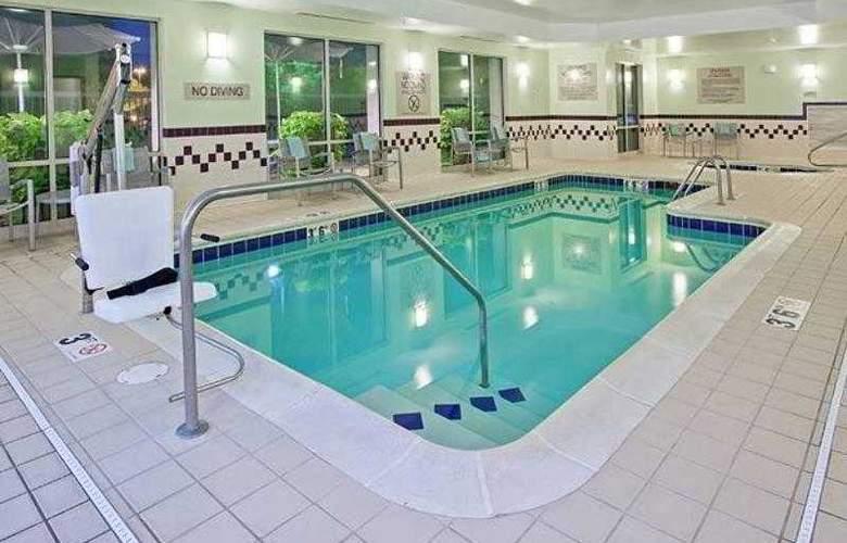 SpringHill Suites Indianapolis Carmel - Hotel - 14