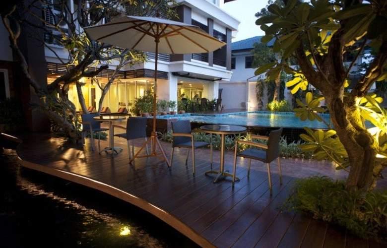 Suvarnabhumi Suite - Terrace - 11