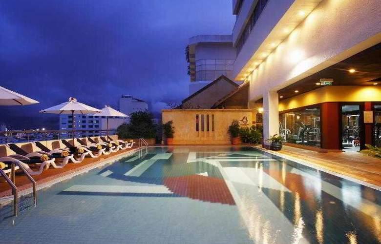 Centara Hotel Hat Yai - Pool - 6